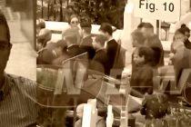 Inmormantarea lui Dan Condrea, in prezenta catorva zeci de oameni. FOTO