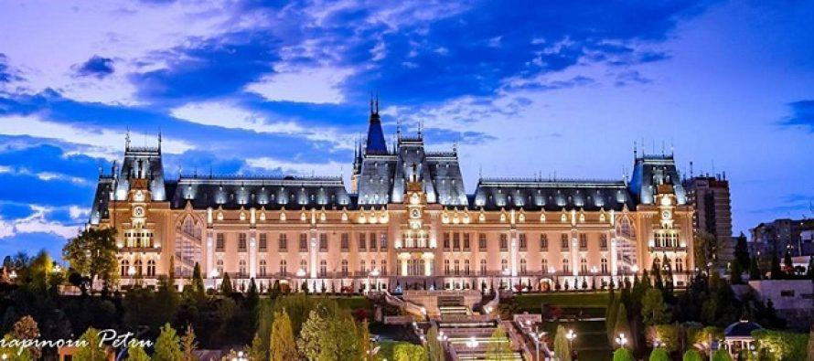 Palatul Culturii din Iasi si-a redeschis portile. Cum arata cel mai frumos palat din Romania dupa renovare. VIDEO
