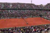 Toate meciurile de la Roland Garros programate astazi au fost anulate