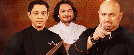 CASTIGATOR CHEFI LA CUTITE, 7 IUNIE 2016. Cristi Serb este castigatorul showului culinar Chefi la Cutite!