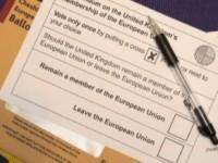 BREXIT. Marea Britanie decide sa iasa din Uniunea Europeana