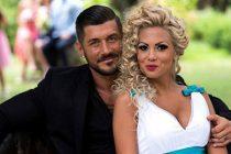 Andrei si Cristina, dezvaluire intima in platoul Mireasa pentru Fiul Meu din 14 iunie