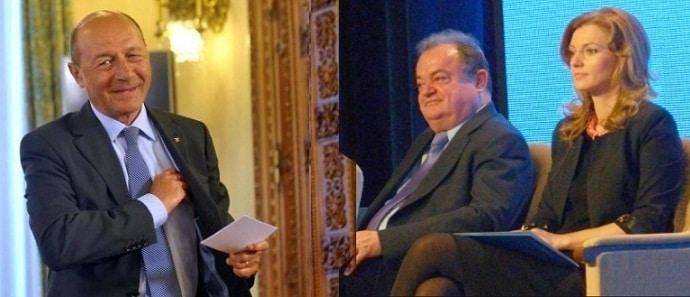Traian Basescu ar putea prelua PNL pana la alegerile parlamentare