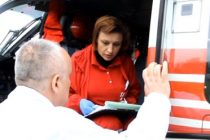 Mihaela Dumea, Gabi Sandu, Doru Gavril si Voicu Socae sunt membrii echipajului SMURD Iasi morti in Moldova. VIDEO