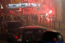 EURO 2016. Fanii englezi continua actele de huliganism. Aseara s-au batut din nou la Lille