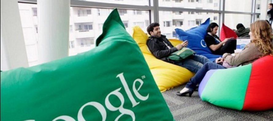 Filosofia Google trebuie sa ajunga si in Romania. Stiati ca angajatii fericiti sunt cu 12% mai productivi?