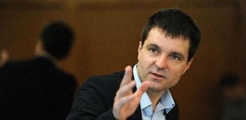 Nicusor Dan, un candidat antisistem care are cel mai mult de castigat de pe urma alegerilor locale