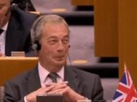 Euroscepticul Nigel Farage trezeste din nou interesul britanicilor! Partidul Brexit ia fata conservatorilor si laburistilor in sondaje