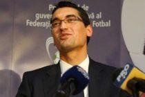 Razvan Burleanu a castigat un nou mandat la conducerea FRF
