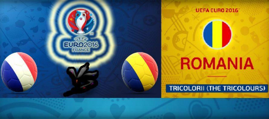 ROMANIA – FRANTA, REZULTAT 2 -1 LA EURO 2016. Am deschis balul, sa ne bucuram de fotbal!
