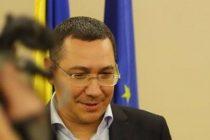 Victor Ponta: Romania are GUVERNUL ZERO in 2016