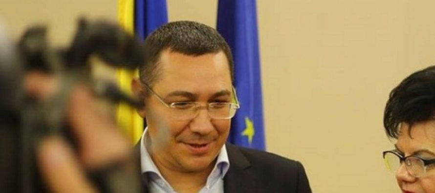 Ponta: Daca Iohannis nu o demite pe Kovesi, el va fi principalul vinovat. Dupa parerea mea umila, azi CCR nu a respectat textul Constitutiei