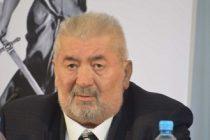 Adrian Nastase, omagiu la moartea profesorului Viorel Ciobanu