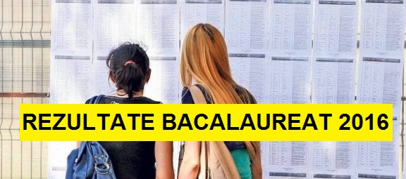 EDU REZULTATE BACALAUREAT 2017