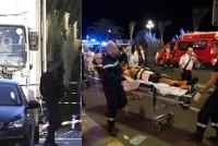 Atentat la Nisa, de Ziua Frantei. Ultimul bilant arata 84 de morti si 200 de raniti, printre care si 2 romani