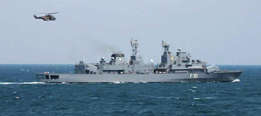 Exercitii militare la Marea Neagra. Sea Shield 16 reuneste doua mii de militari romani si din statele NATO