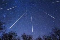 Curentul de meteori Orionidele a ajuns la vizibilitate maxima