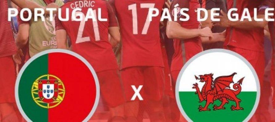EURO 2016. PORTUGALIA – TARA GALILOR, LIVE ONLINE EURO 2016. Prima semifinala se joaca la Lyon