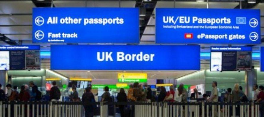 Marea Britanie ar putea opri libertatea de circulatie inca din prima zi de Brexit. Ordinul de abrogare a aderarii UK la UE a fost deja semnat