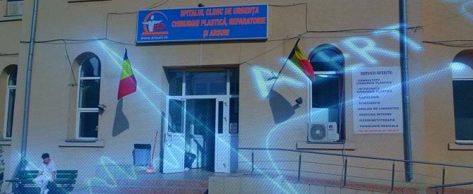 Spitalul de Arsi din Bucuresti, un dezastru! Criza fara precedent dupa dezvaluirile lui Tolontan