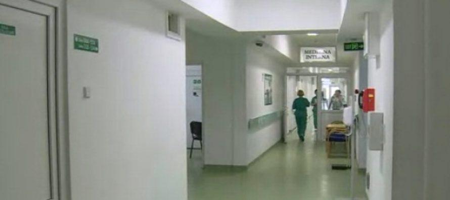 Un spital model! Se afla intr-un orasel din Romania, iar fiecare pacient are o trusa unica