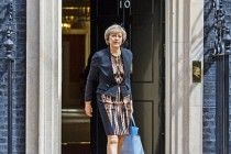 Theresa May devine, miercuri, noul premier al Marii Britanii. David Cameron a anuntat ca se retrage din functie