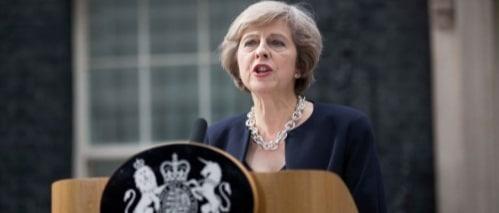 Theresa May, noul premier al Marii Britanii: Vom avea grija sa construim un viitor mult mai bun