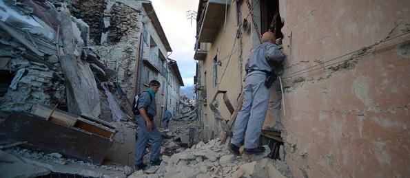 Informatii importante pentru romanii din Italia dupa cutremurul puternic de azi-dimineata