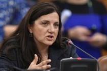 Ministrul Justitiei, Raluca Pruna, exclude sa continue in actualul Guvern dupa alegerile parlamentare