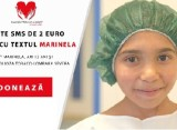 Cum o putem ajuta pe Marinela? La 13 ani cantareste doar 15 kg pentru ca sufera de scolioza severa