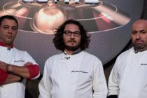 CHEFI LA CUTITE – 17 -18 OCTOMBRIE 2016. Primul concurent a fost eliminat. Tensiuni intre chefii Bontea, Scarlatescu si Dumitrescu