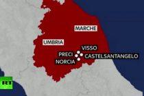 Cutremur in Italia, la 134 kilometri de Roma, mai multe cladiri s-au prabusit
