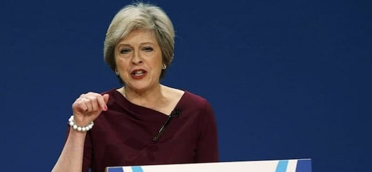 Theresa May, Marea Britanie (UK)