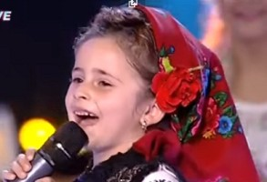 NARCISA UNGUREANU, NEXT STAR 2016. A ajuns in finala de popularitate cu cel mai energic moment al serii! VIDEO
