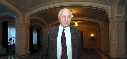 A murit Radu Campeanu, primul presedinte al PNL dupa reinfiintarea partidului in 1990
