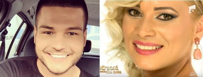 Adevarul despre pasiunea lui Razvan Botezatu pentru Andreea de la Mireasa pentru Fiul Meu