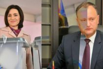 Unirea cu Romania, sperietoare in campania din Rep. Moldova impotriva candidatei Maia Sandu