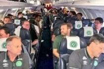Accident aviatic in Columbia. Aeronava avea la bord 81 de pasageri, inclusiv o echipa de fotbal si 20 de jurnalisti