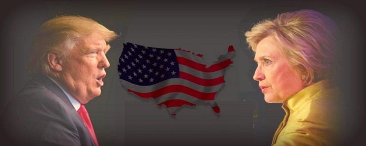 ALEGERI IN SUA. CLINTON VS TRUMP. LIVE TEXT. America voteaza al 45-lea presedinte. Primele rezultate apar la 2 noaptea, ora Romaniei