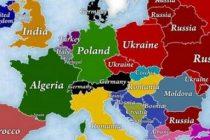 Natiunile Unite prezinta harta imigratiei din Europa
