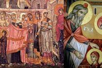 Intrarea Maicii Domnului in Biserica sau Vovidenia, praznuita pe 21 noiembrie. Acatistul Intrarii Maicii Domnului in Biserica