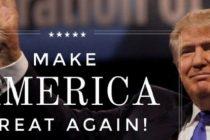 MAKE AMERICA GREAT AGAIN! Planul lui Trump de a reface prestigiul SUA se axeaza pe securitate, economie si fiscalitate