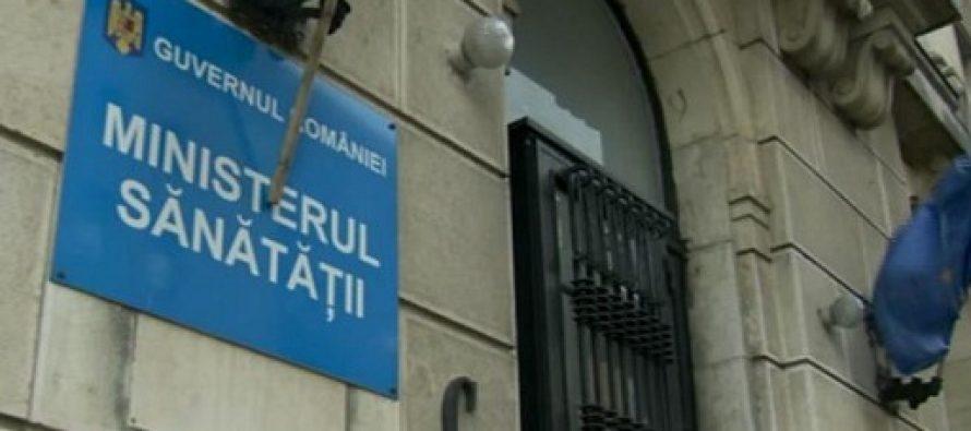 Ministerul Sanatatii va primi asistenta tehnica de la OMS pentru elaborarea noului Cod de legi ale sistemului sanitar