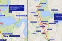 Restrictii in traficul din Bucuresti pentru parada militara de 1 Decembrie