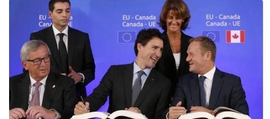 Acordul UE - Canada, prea putin pentru o victorie a valorilor sociale impotriva marilor grupuri de afaceri