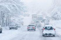 Alerta ANM de ninsori abundente si viscol pentru mai multe judete din tara. Avertizarea este valabila pana duminica