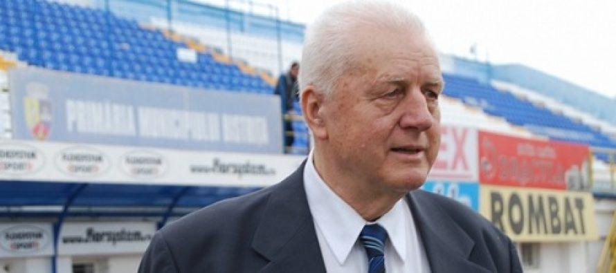 JEAN PADUREANU, Lordul Cooperativei din fotbalul romanesc, a murit la varsta de 80 de ani