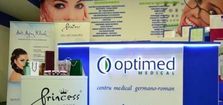 Optimed Medical a deschis ANTI AGING! Clinica include specialitati de estetica medicala, chirurgie plastica si dermato
