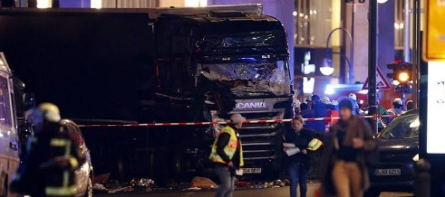 GERMANIA: Un camion a intrat in multime la Targul de Craciun. Cel putin 12 morti si zeci de raniti