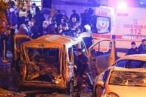 Atentat la Istanbul in apropierea stadionului Besiktas, cel putin 38 de morti